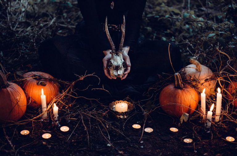 Black Magic and Witchcraft Supernatural Powers